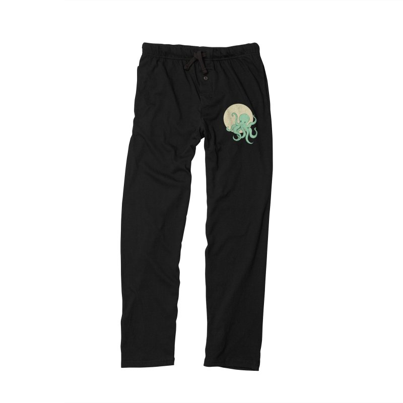Octopus Men's Lounge Pants by Svaeth's Artist Shop