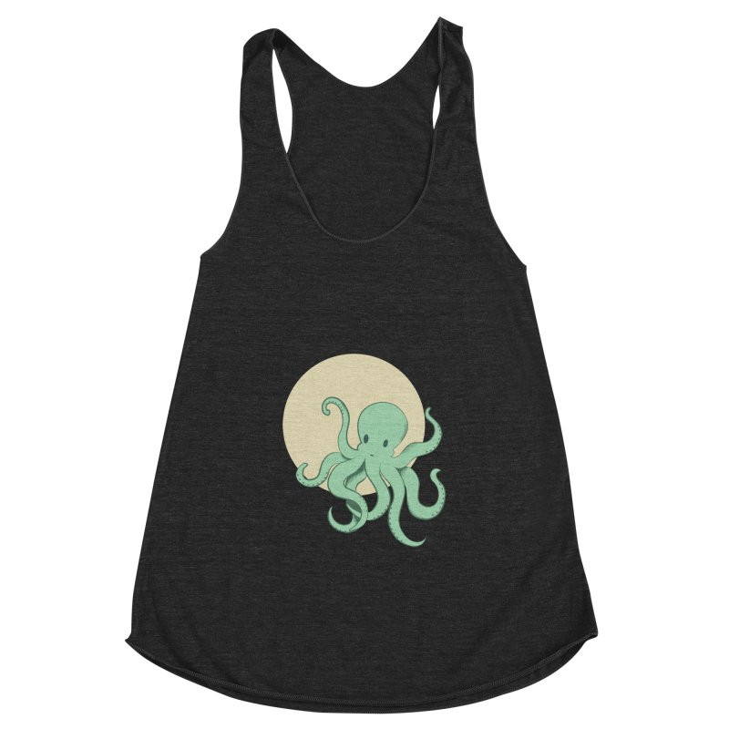 Octopus Women's Tank by Svaeth's Artist Shop