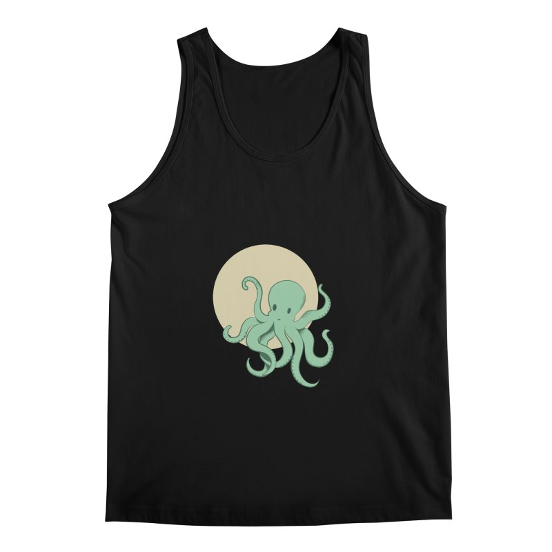 Octopus Men's Tank by Svaeth's Artist Shop
