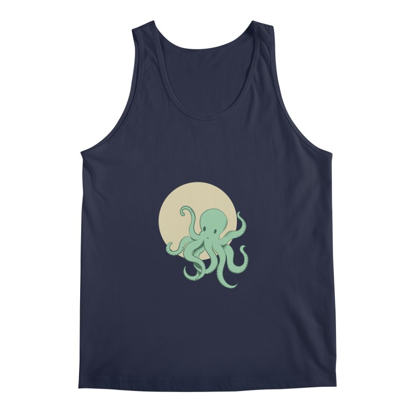 Octopus Men's Regular Tank by Svaeth's Artist Shop