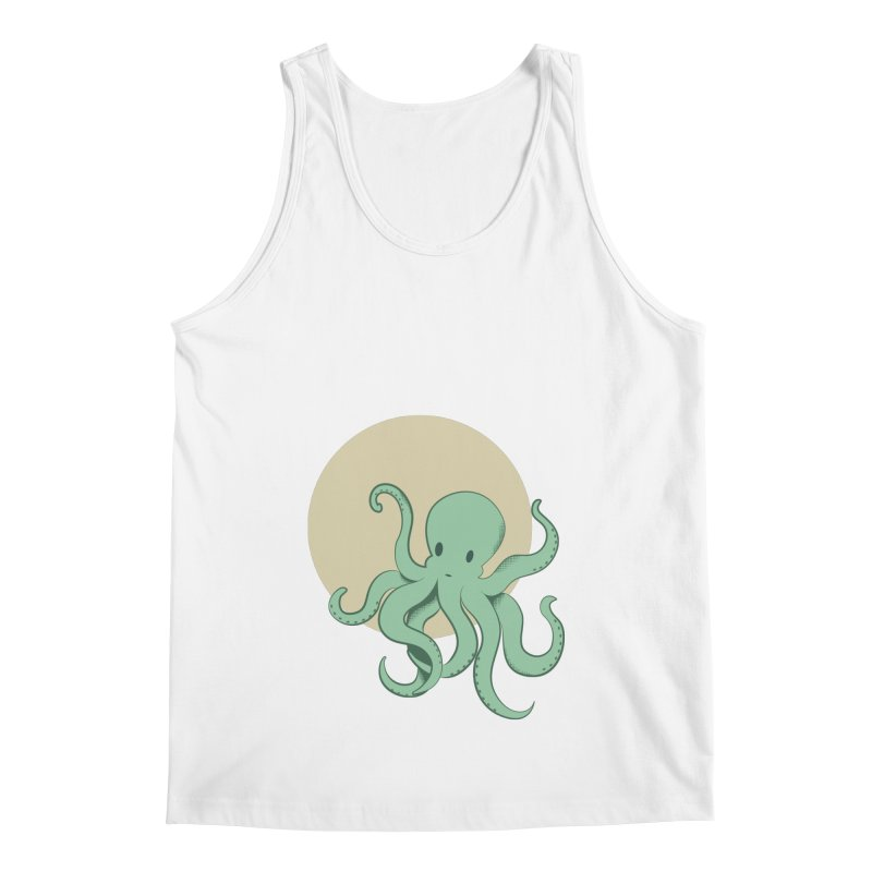 Octopus Men's Regular Tank by Svaeth's Artist Shop