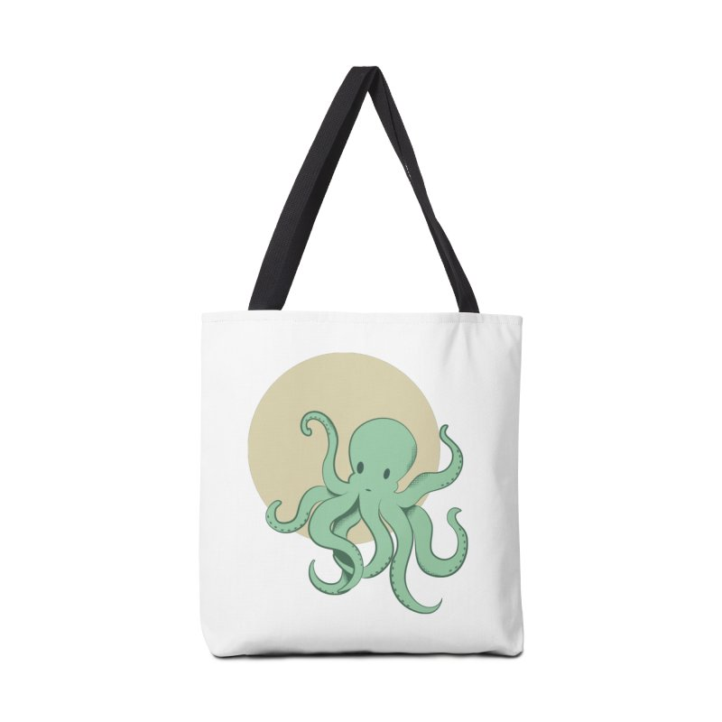 Octopus Accessories Bag by Svaeth's Artist Shop