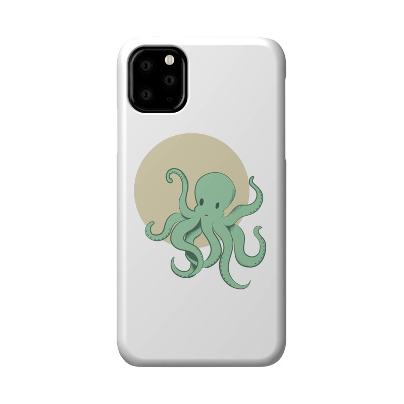 Octopus Accessories Phone Case by Svaeth's Artist Shop