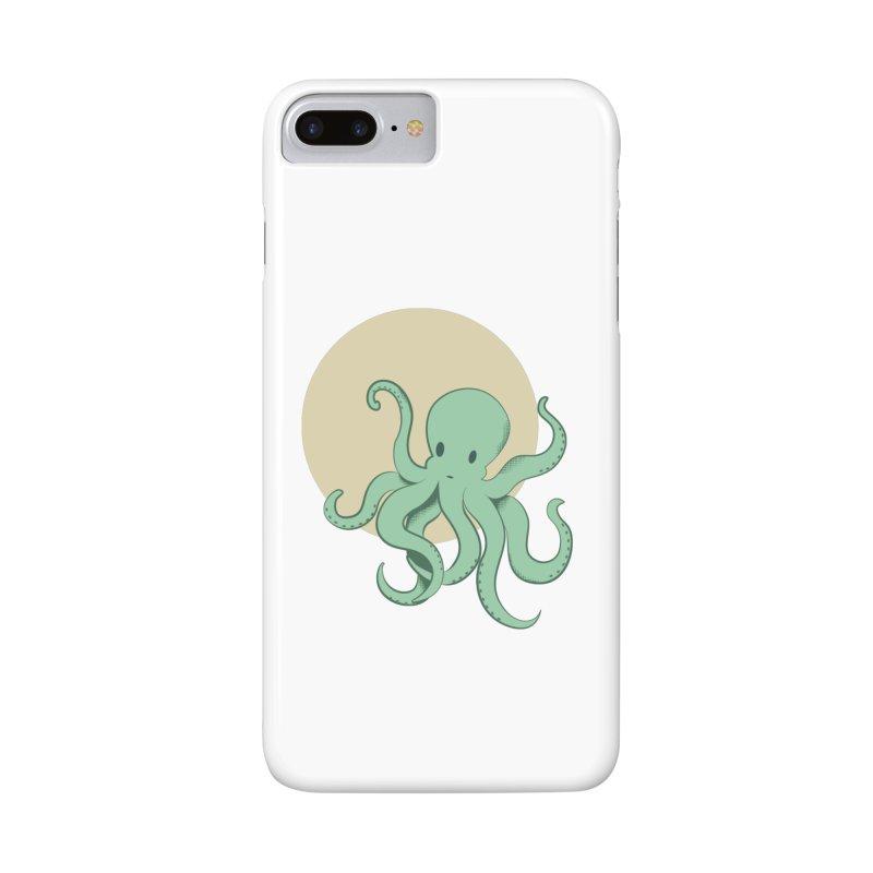 Octopus Accessories Phone Case by Svaeth's Artist Shop