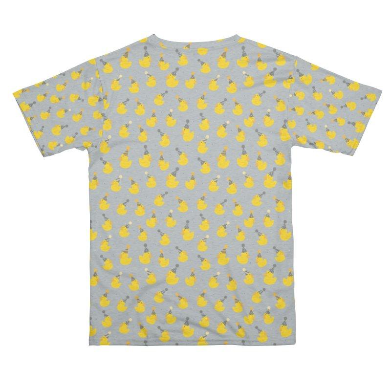 Party Ducks Men's Cut & Sew by Svaeth's Artist Shop
