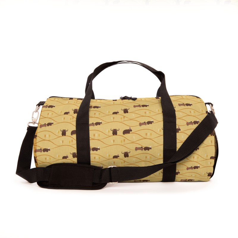 Year of the Ox Accessories Bag by Svaeth's Artist Shop