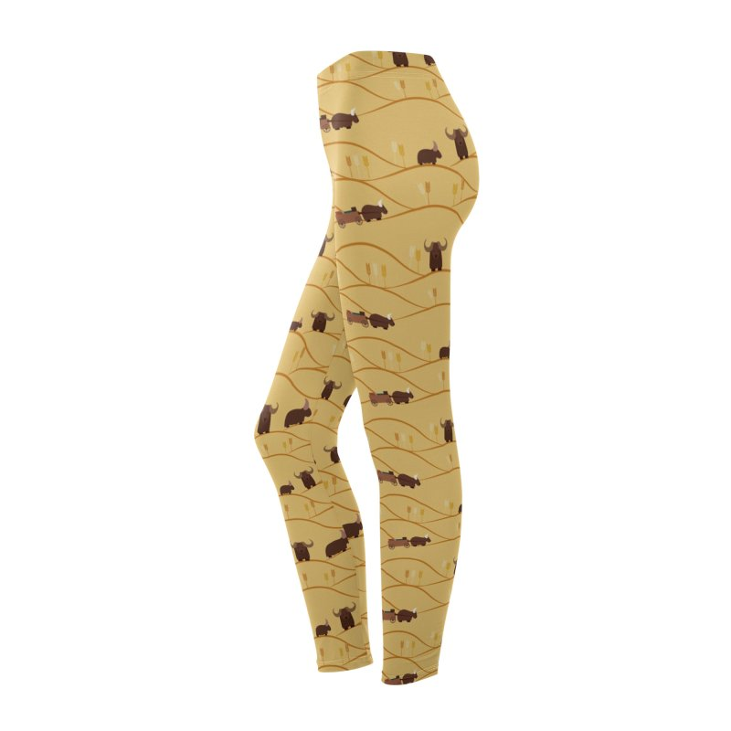 Year of the Ox Women's Bottoms by Svaeth's Artist Shop