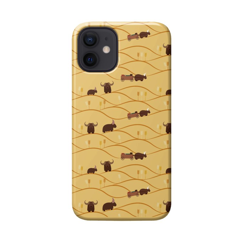 Year of the Ox Accessories Phone Case by Svaeth's Artist Shop