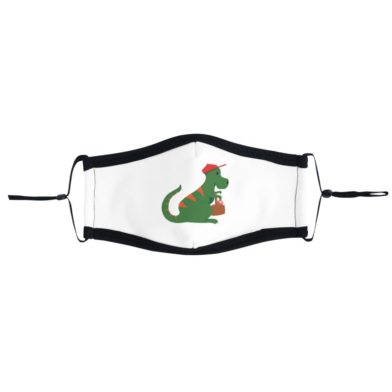 Shopping T. Rex Accessories Face Mask by Svaeth's Artist Shop