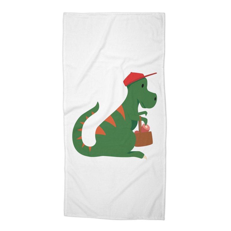 Shopping T. Rex Accessories Beach Towel by Svaeth's Artist Shop