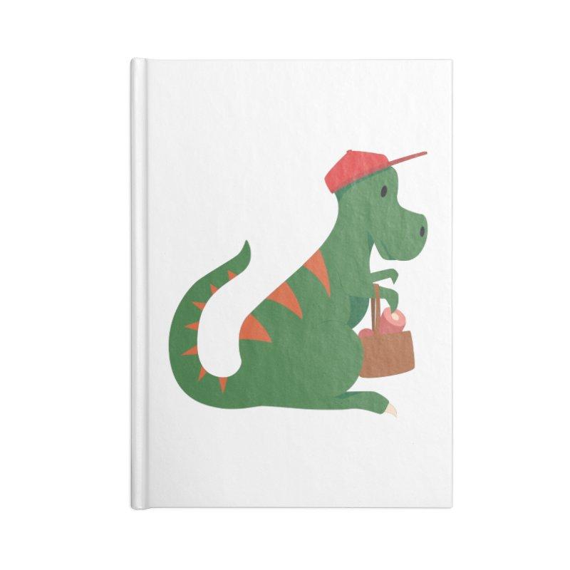 Shopping T. Rex Accessories Notebook by Svaeth's Artist Shop
