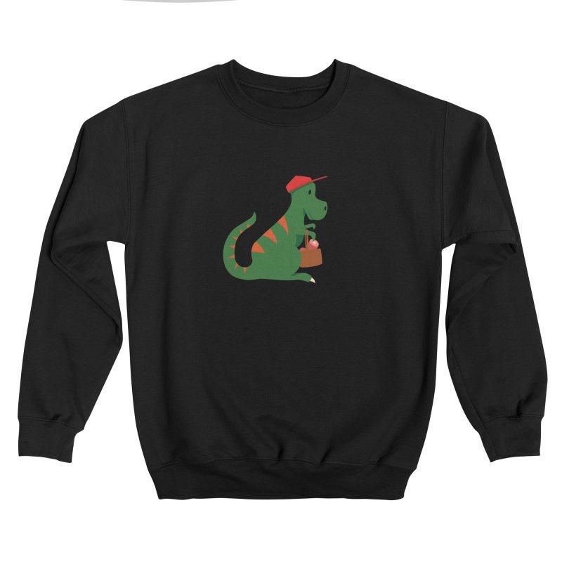 Shopping T. Rex Women's Sweatshirt by Svaeth's Artist Shop