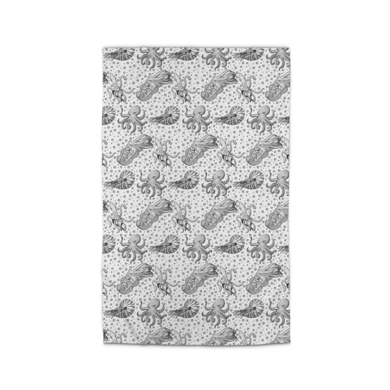 Cephalopods Home Rug by Svaeth's Artist Shop