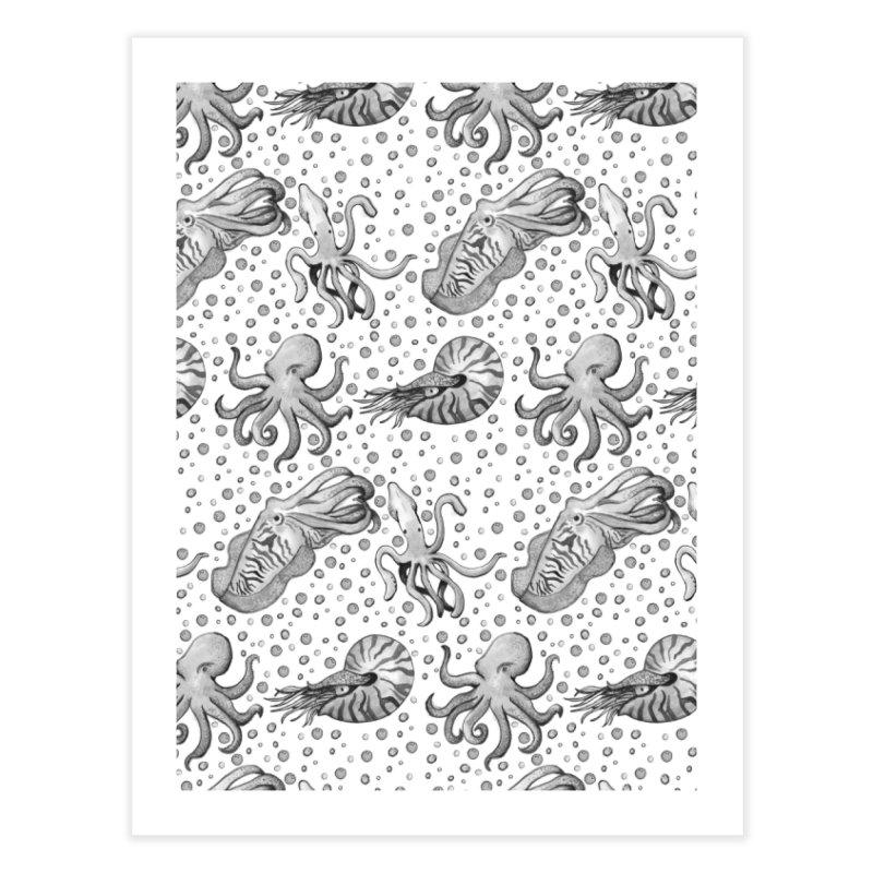 Cephalopods Home Fine Art Print by Svaeth's Artist Shop