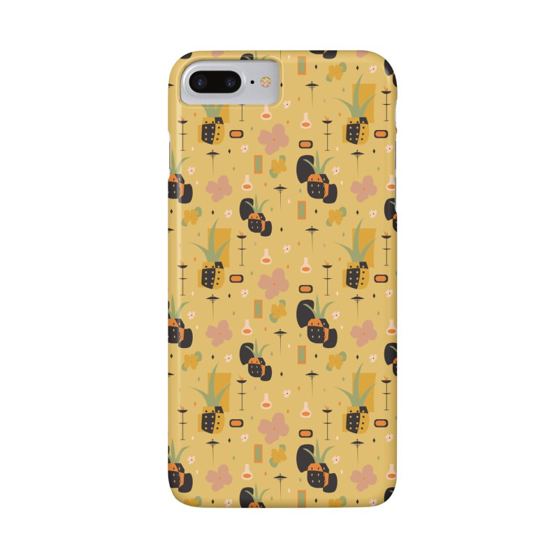 Mod Pineapples Accessories Phone Case by Svaeth's Artist Shop