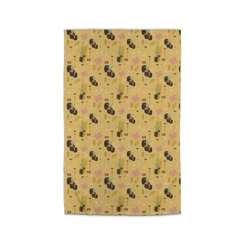 Mod Pineapples Home Rug by Svaeth's Artist Shop