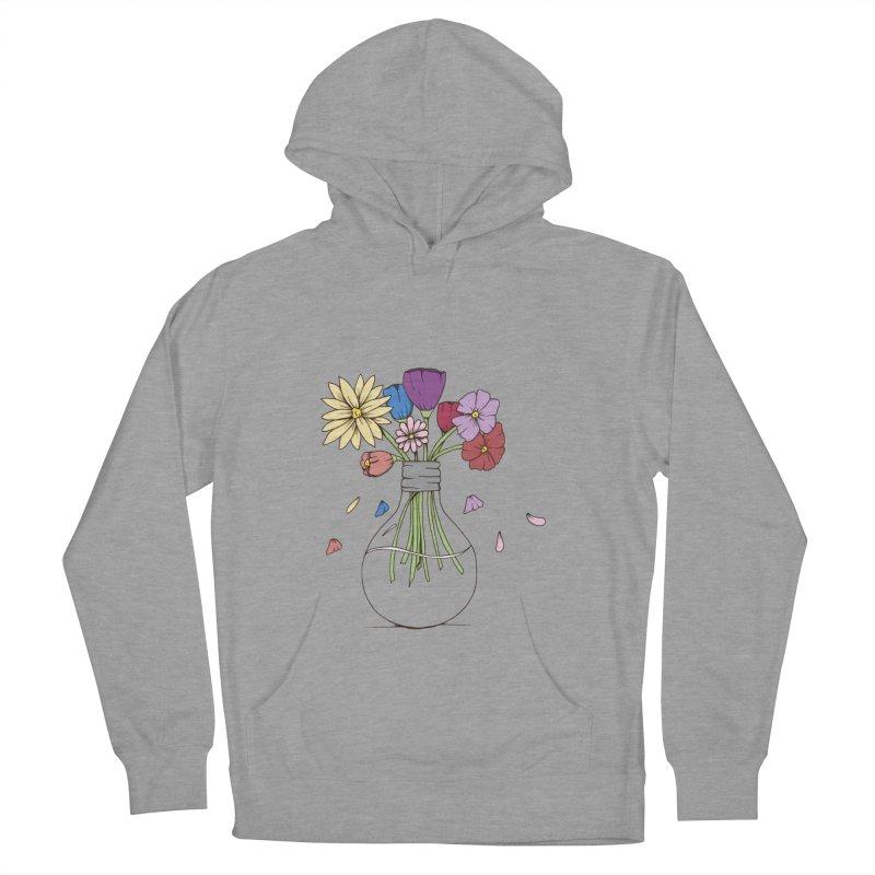 Cut Flowers Women's Pullover Hoody by Svaeth's Artist Shop