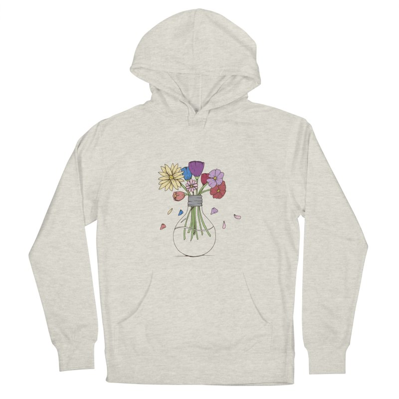 Cut Flowers Men's Pullover Hoody by Svaeth's Artist Shop
