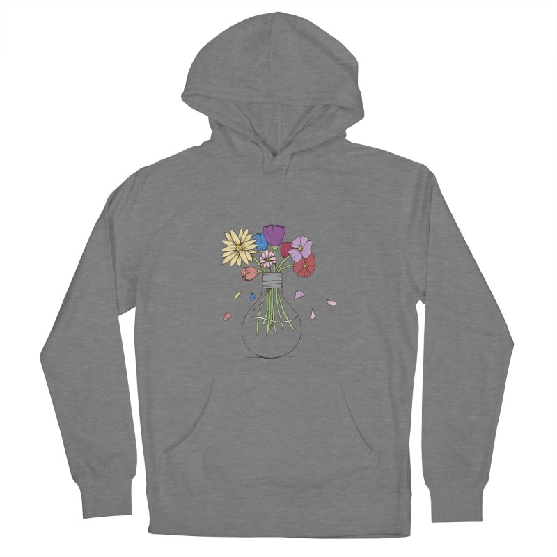 Cut Flowers Women's Pullover Hoody by Svaeth's Artist Shop