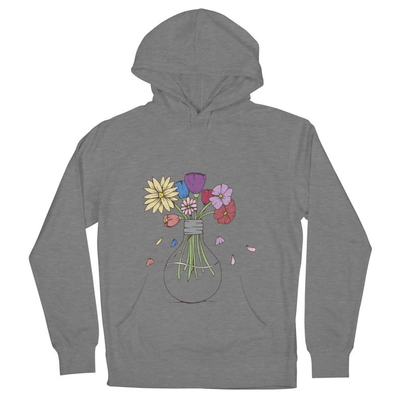 Cut Flowers Men's Pullover Hoody by Svaeth's Artist Shop