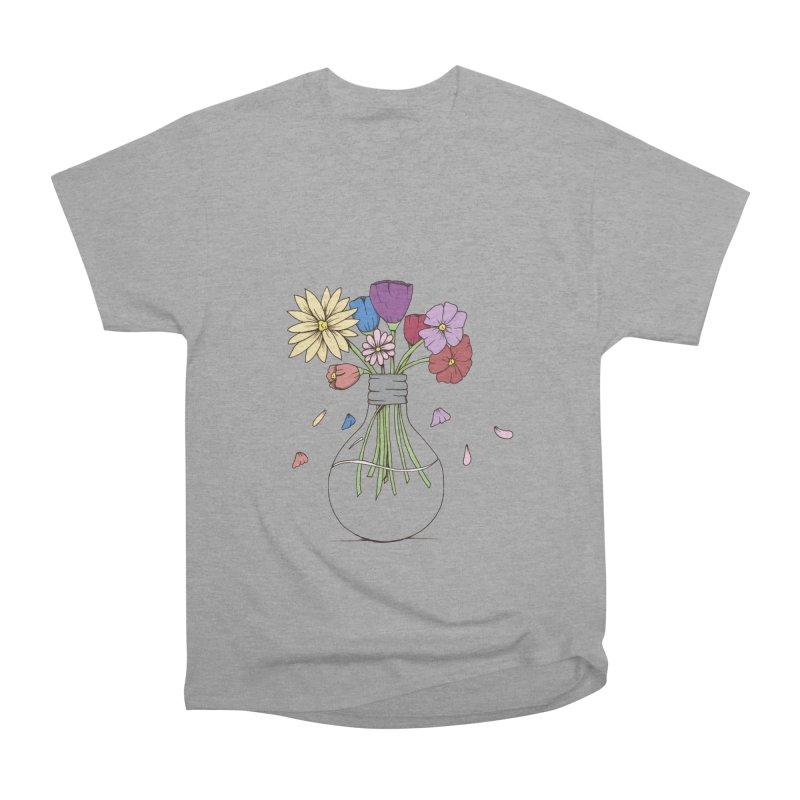 Cut Flowers Women's Classic Unisex T-Shirt by Svaeth's Artist Shop