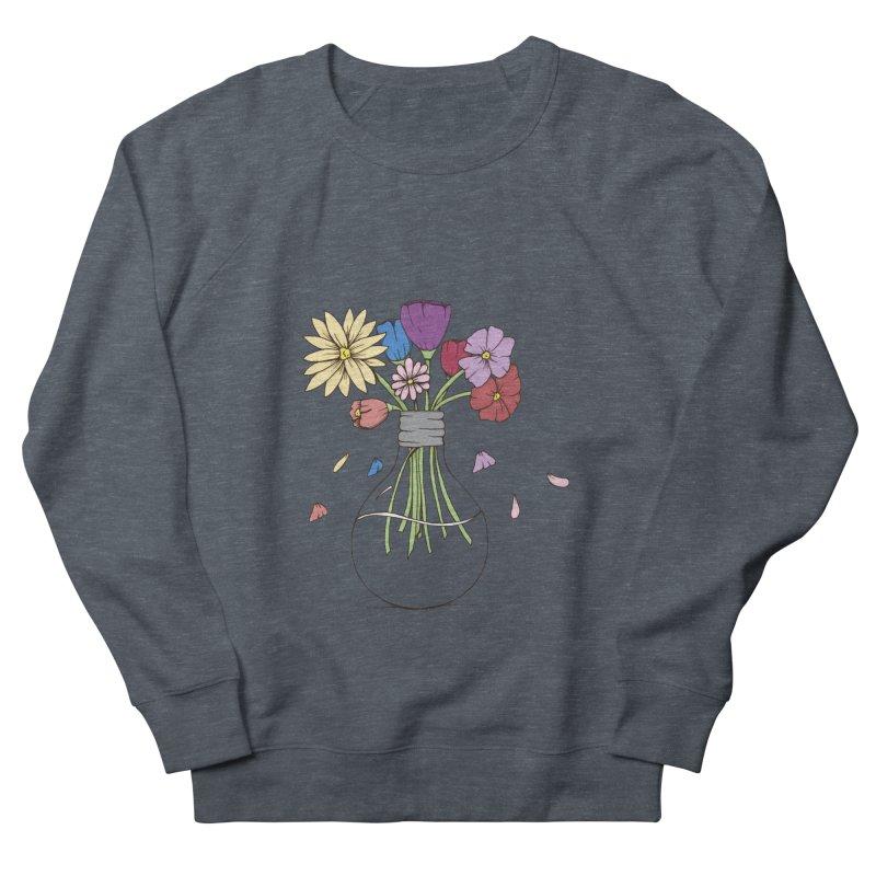 Cut Flowers Men's Sweatshirt by Svaeth's Artist Shop