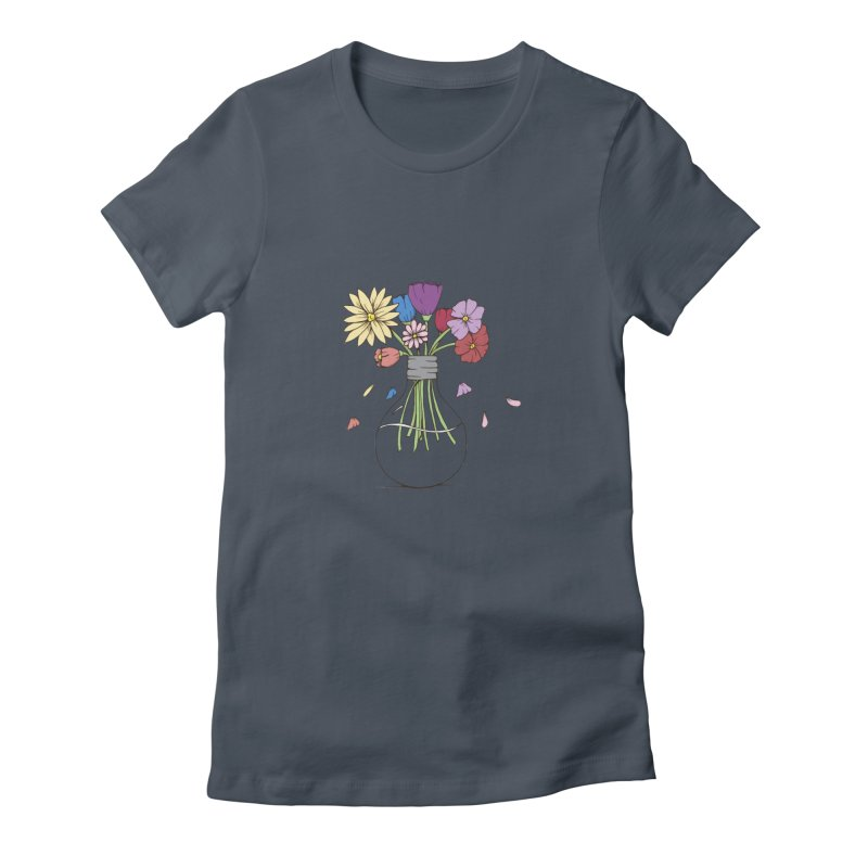 Cut Flowers Women's T-Shirt by Svaeth's Artist Shop