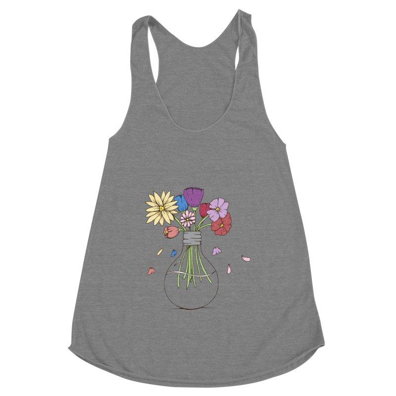 Cut Flowers Women's Tank by Svaeth's Artist Shop