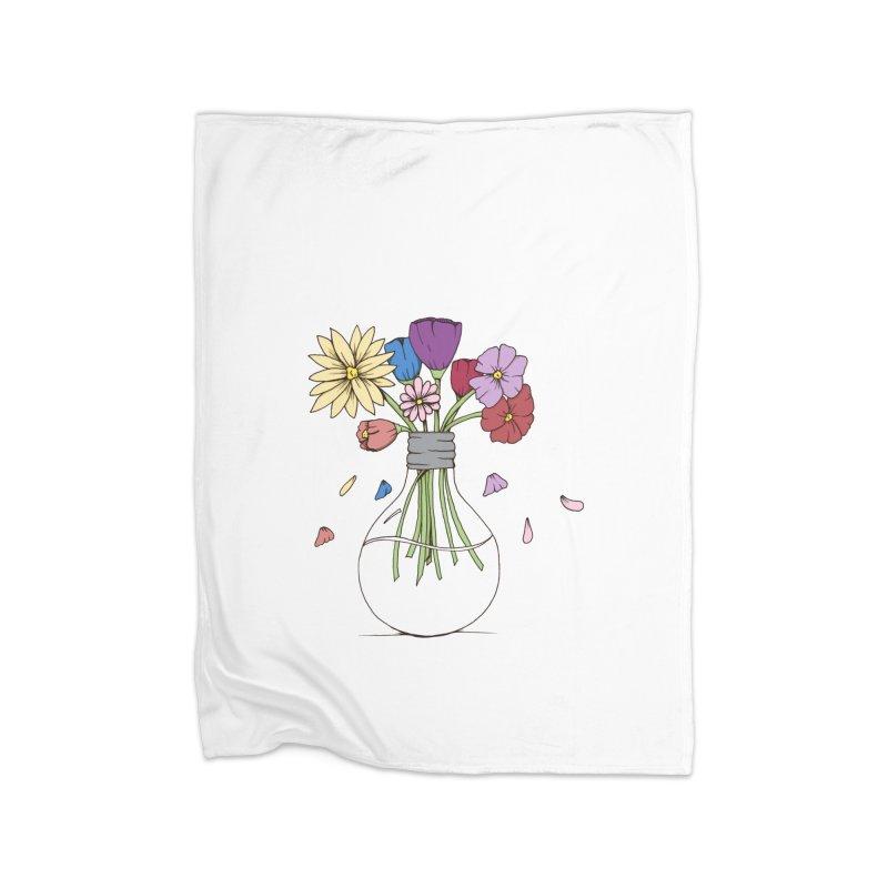 Cut Flowers Home Blanket by Svaeth's Artist Shop