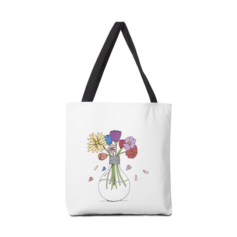 Cut Flowers Accessories Bag by Svaeth's Artist Shop