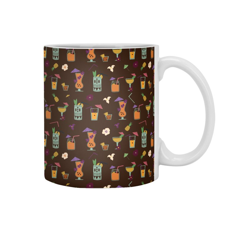 Tropical Drinks Accessories Mug by Svaeth's Artist Shop