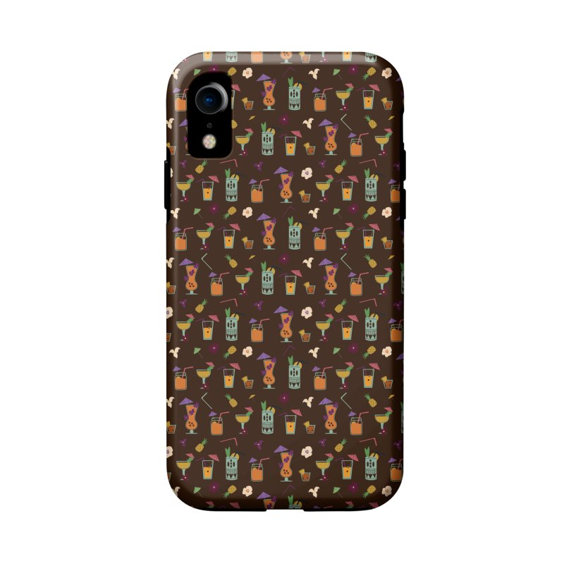 Tropical Drinks Accessories Phone Case by Svaeth's Artist Shop