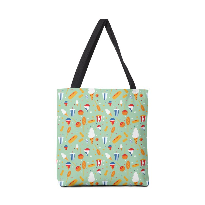 Circus Food Accessories Bag by Svaeth's Artist Shop