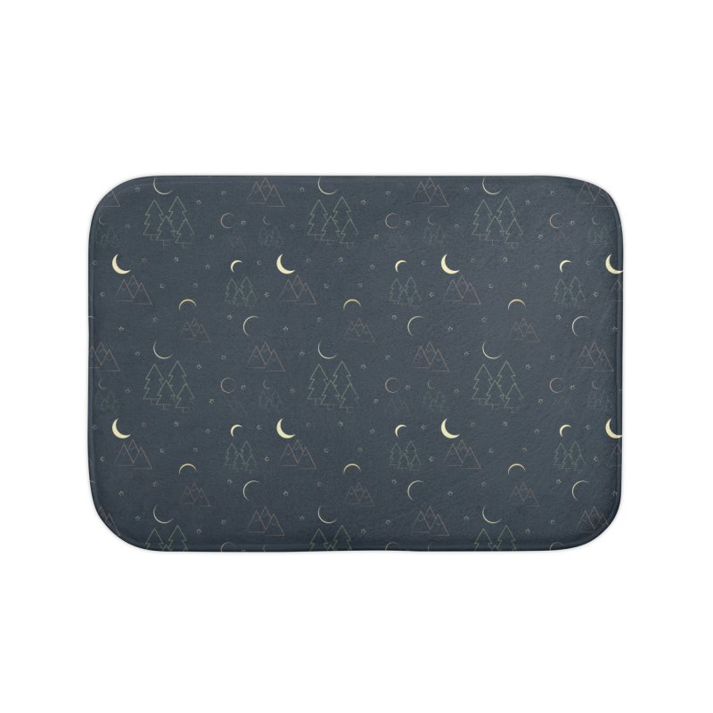Eclipse Home Bath Mat by Svaeth's Artist Shop