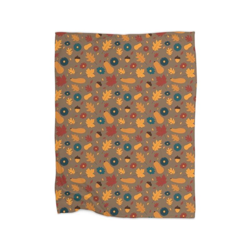Autumn Home Blanket by Svaeth's Artist Shop