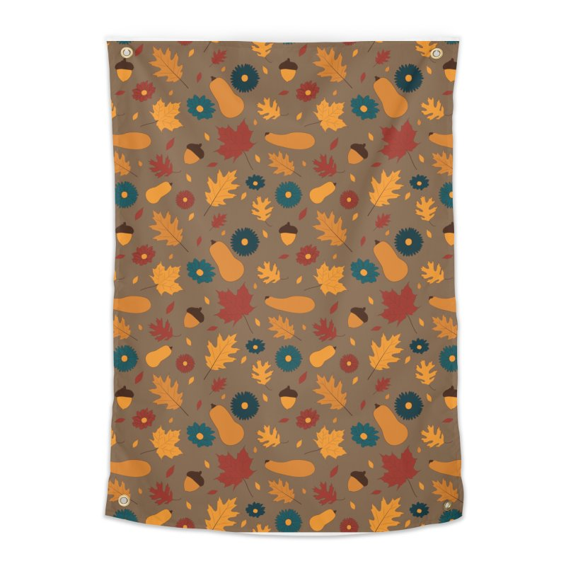 Autumn Home Tapestry by Svaeth's Artist Shop
