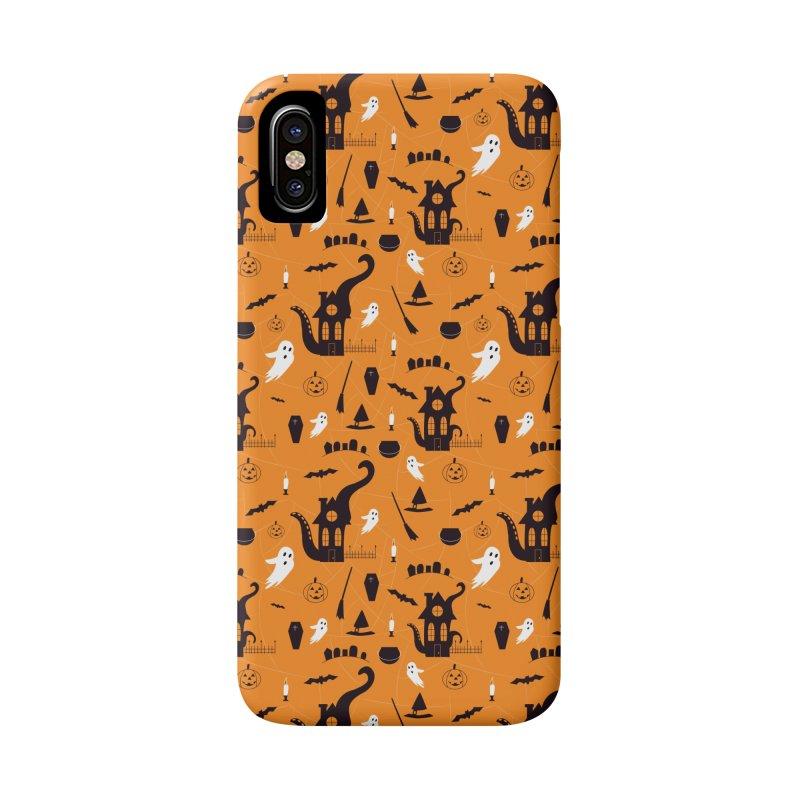 Halloween Accessories Phone Case by Svaeth's Artist Shop