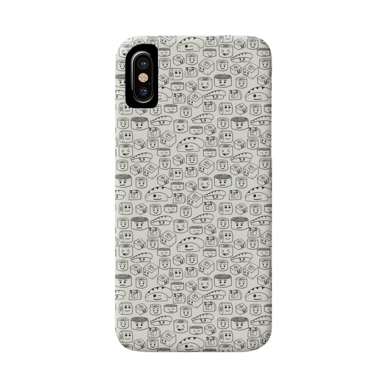 Sushi Accessories Phone Case by Svaeth's Artist Shop