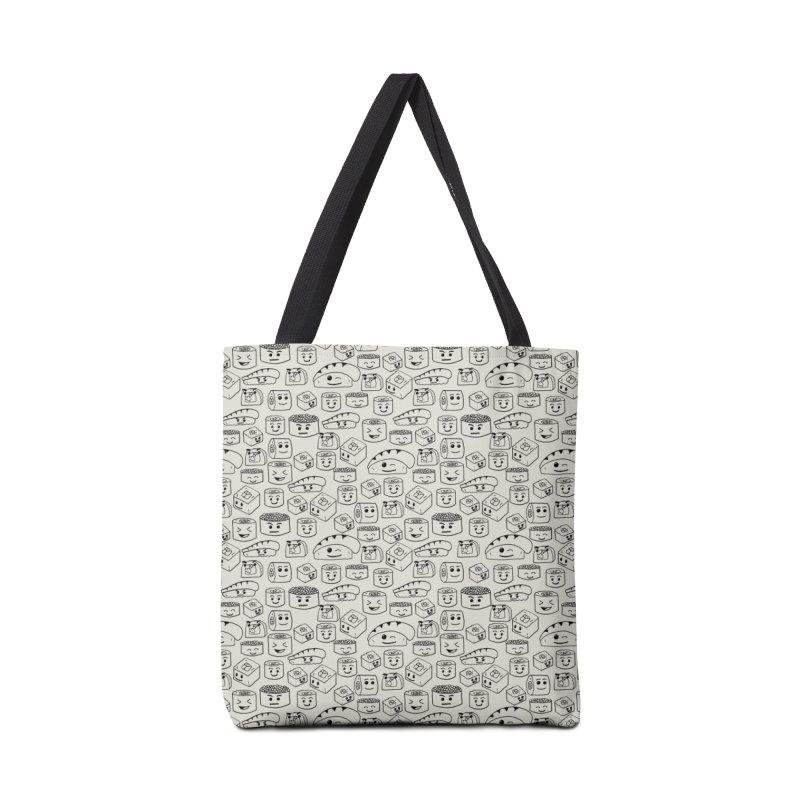 Sushi Accessories Bag by Svaeth's Artist Shop