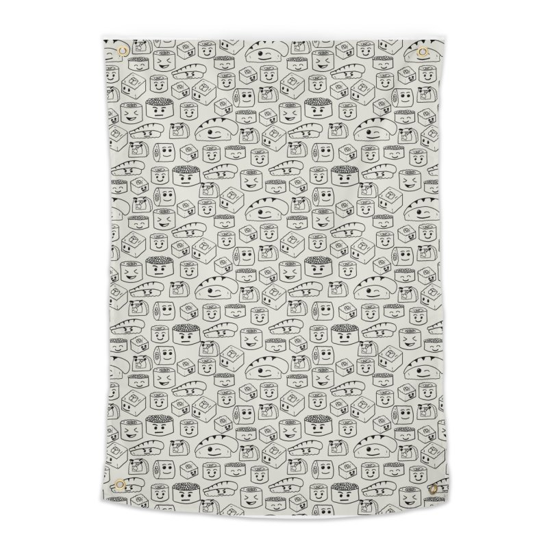 Sushi Home Tapestry by Svaeth's Artist Shop