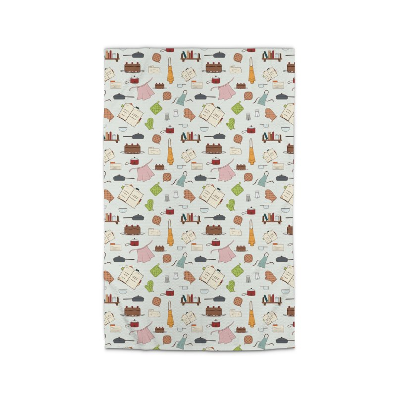 cooking Home Rug by Svaeth's Artist Shop