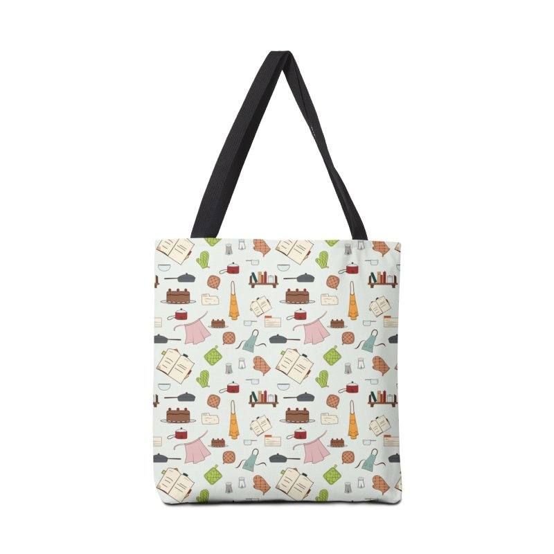 cooking Accessories Bag by Svaeth's Artist Shop