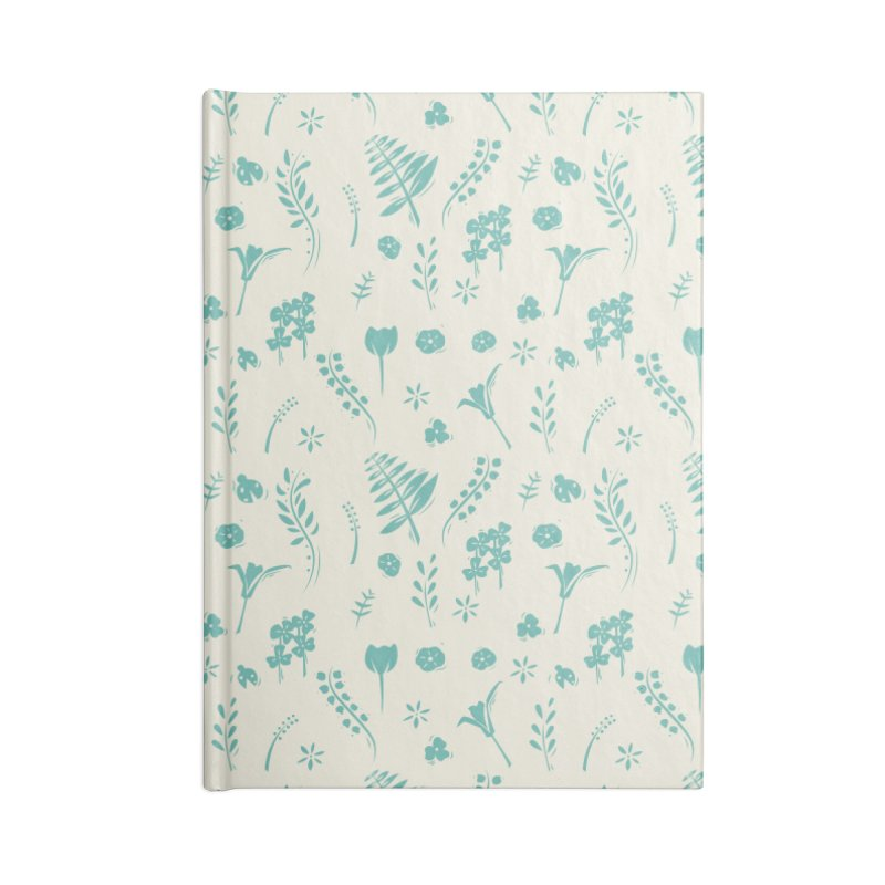 Botanical Accessories Notebook by Svaeth's Artist Shop