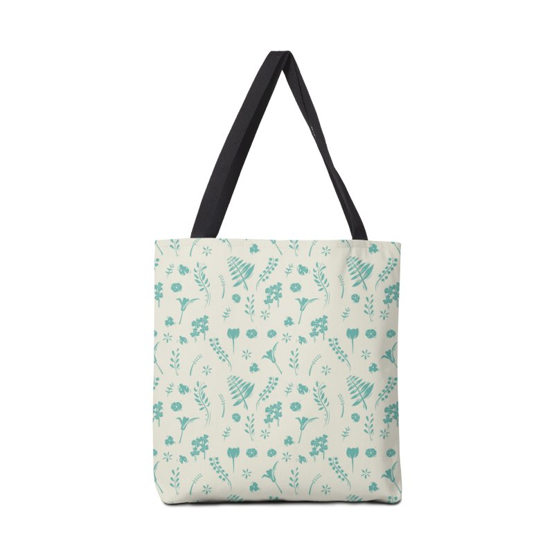 Botanical Accessories Bag by Svaeth's Artist Shop