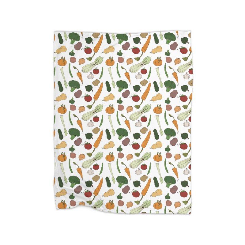Harvest Home Blanket by Svaeth's Artist Shop