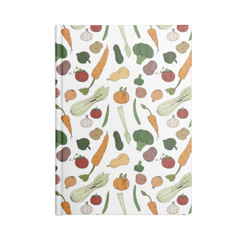 Harvest Accessories Notebook by Svaeth's Artist Shop