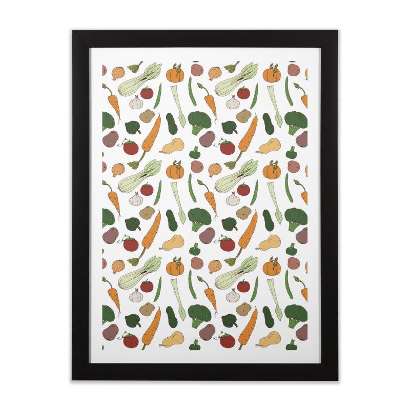 Harvest Home Framed Fine Art Print by Svaeth's Artist Shop