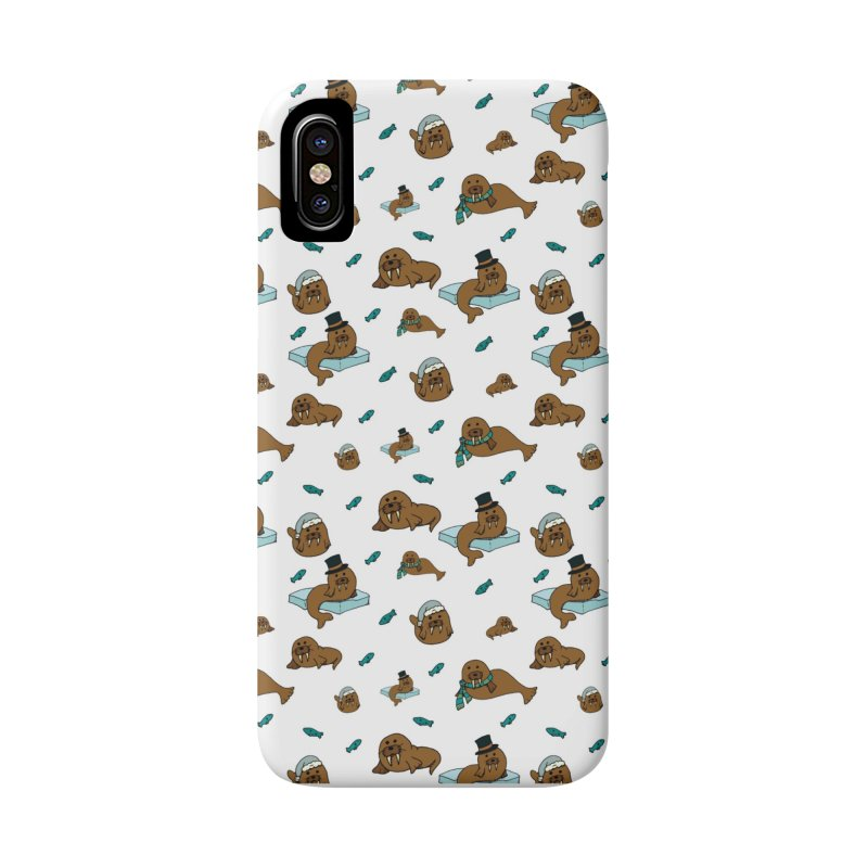 Walrus Accessories Phone Case by Svaeth's Artist Shop