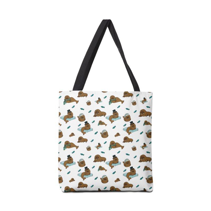 Walrus Accessories Bag by Svaeth's Artist Shop