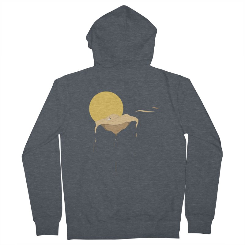 Desert Women's Zip-Up Hoody by Svaeth's Artist Shop
